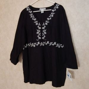 NWT Sag Harbor Top XL